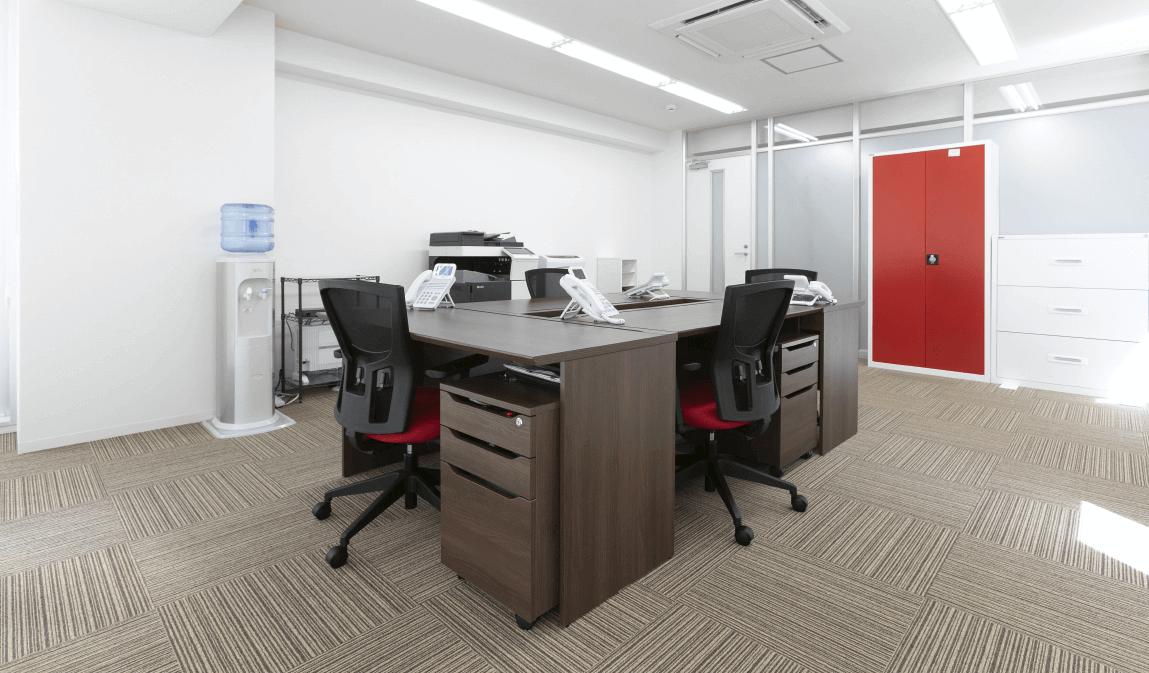 福岡支店のオフィス