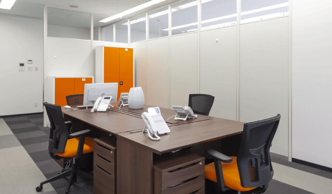 名古屋支店のオフィス