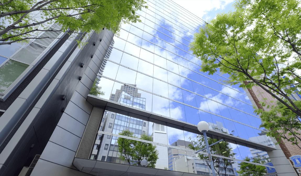 大阪支店の外観