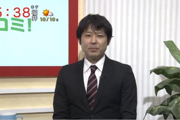 おかえりなさい 福井 テレビ